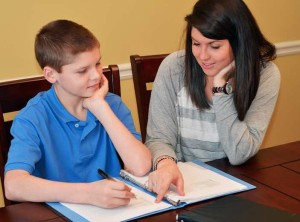 Reading tutoring at Syllables Learning Center helps students with dyslexia