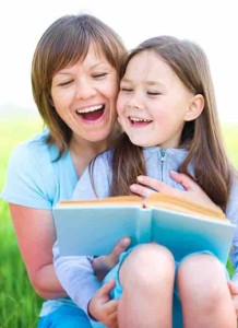 Reading Aloud helps expand vocabulary