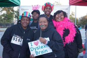 Teachers at Dyslexia Dash Atlanta 2015