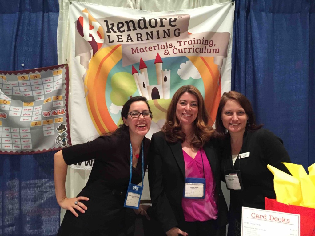 Learning Disabilities Association Conference: Kendore Booth