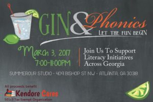 Gin&Phonics Invitation